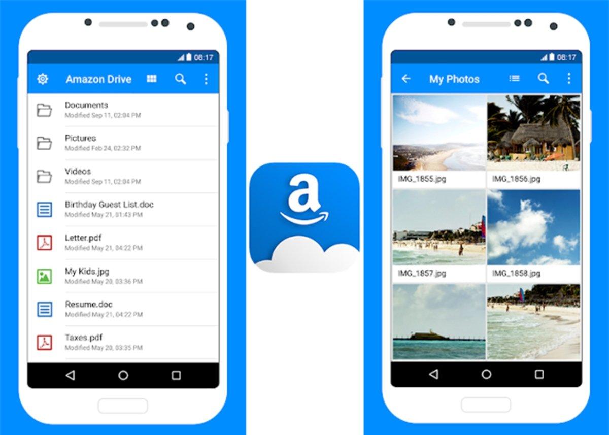 Amazon Drive, Google Drive के सबसे अच्छे विकल्पों में से एक है