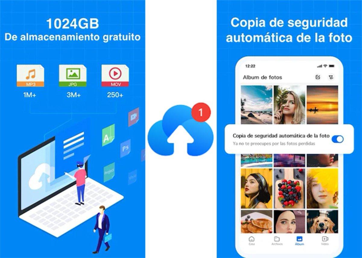 TeraBox Google डिस्क का एक विकल्प है