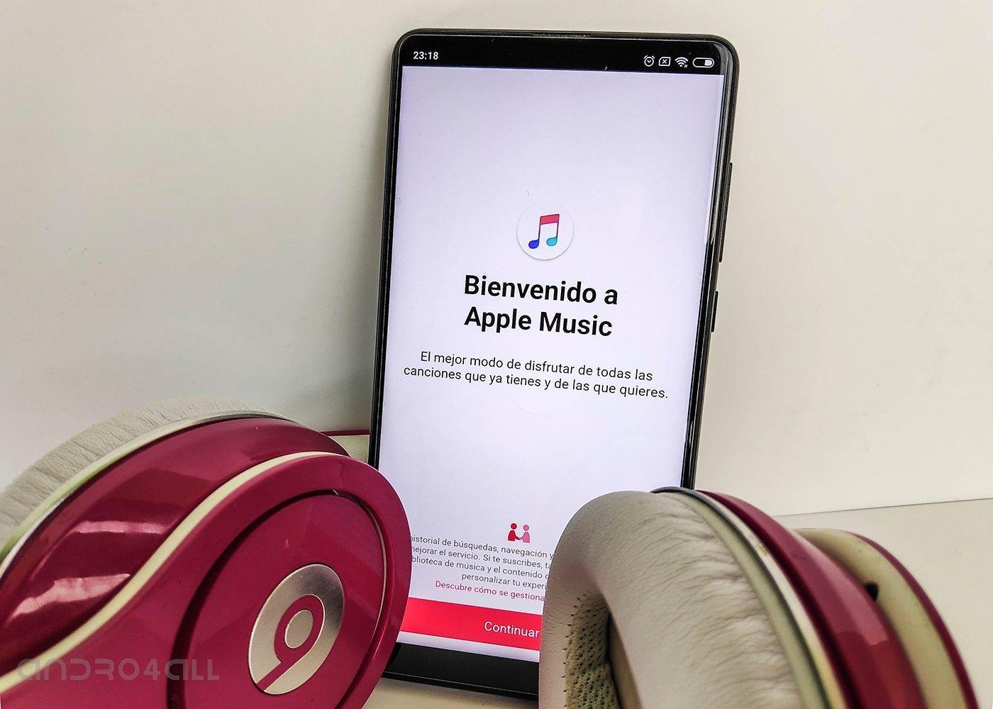एप्पल म्यूजिक पॉकोफोन