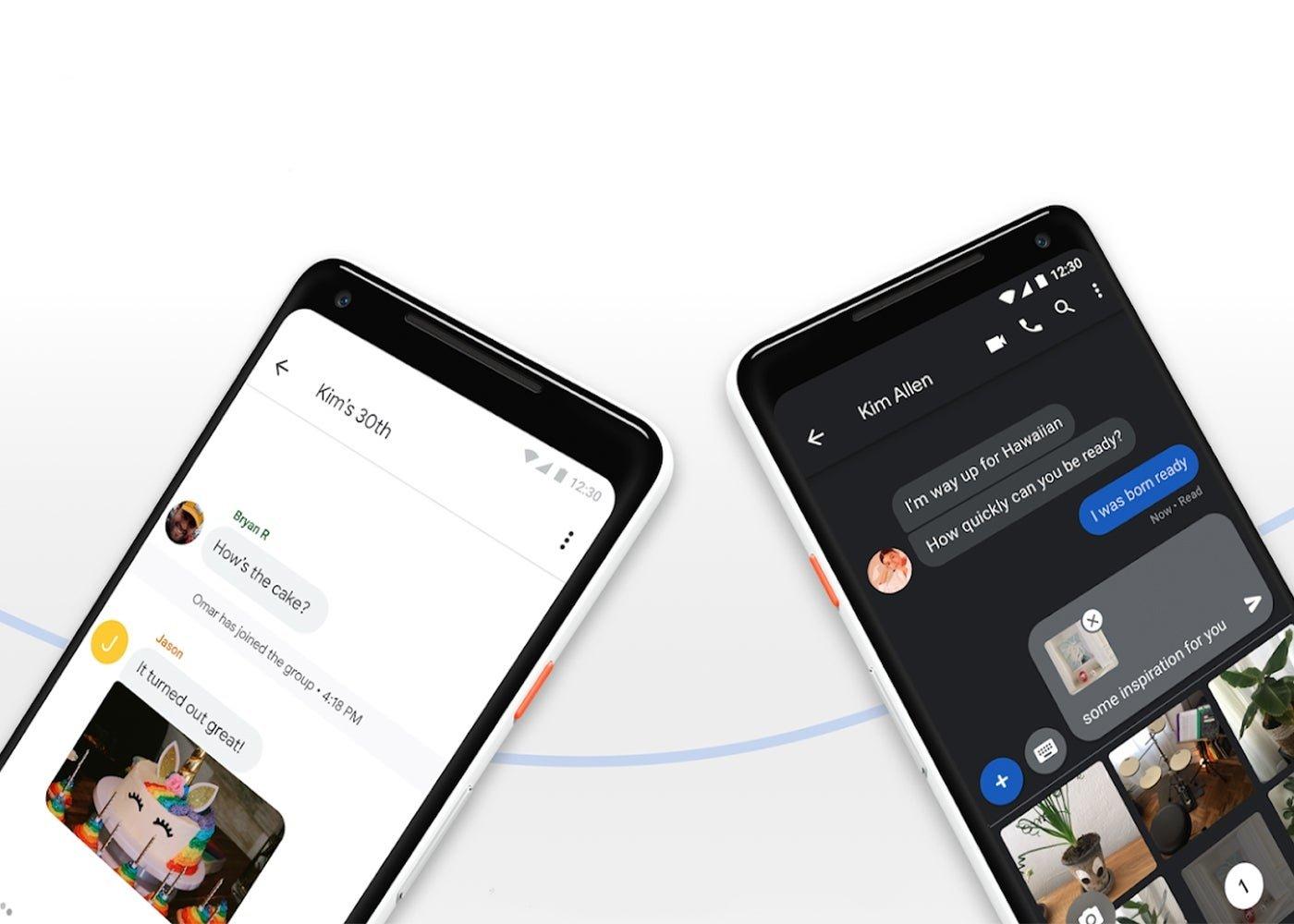 Google संदेश ऐप