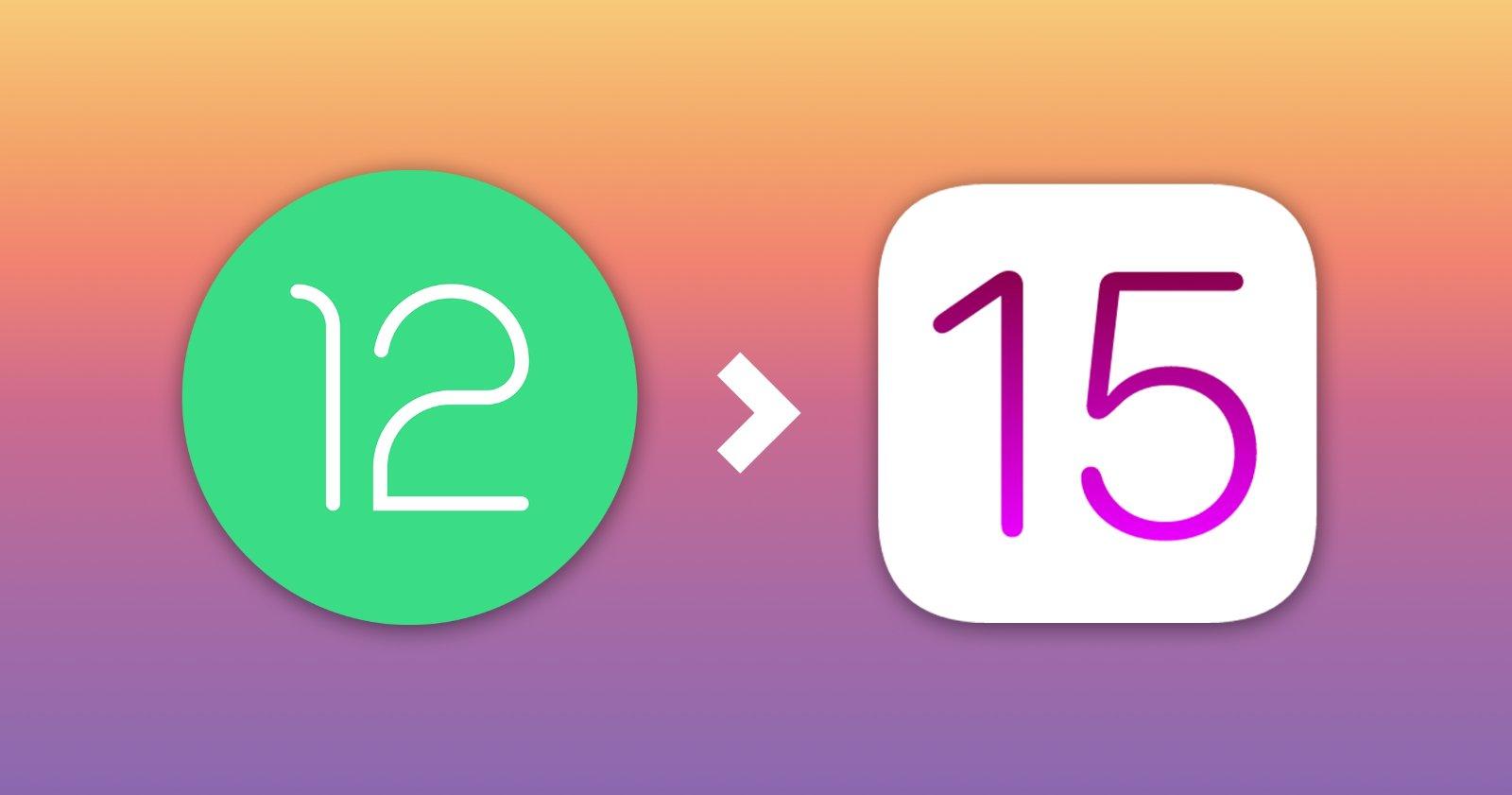 iOS 15 से बेहतर Android 12