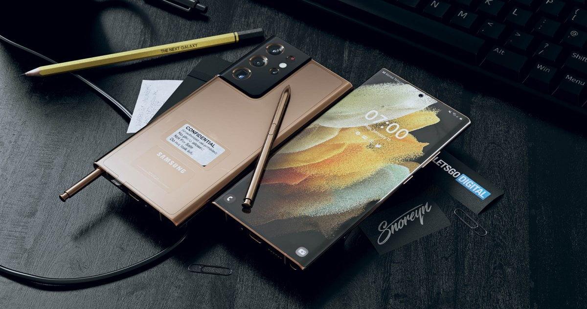 Samsung Galaxy Note21 S Pen 1