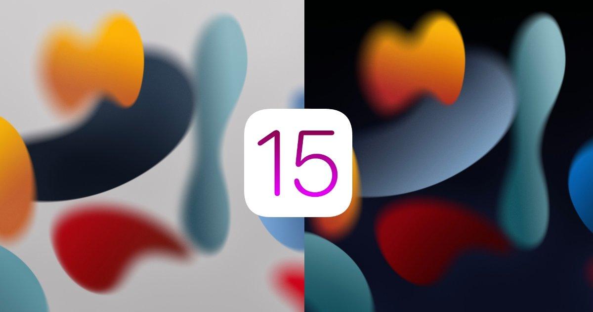 fondos de pantalla iOS 15 portada