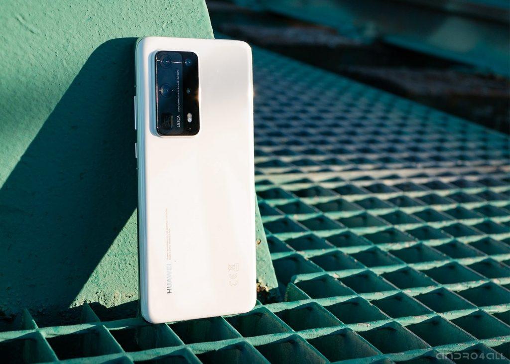 हुआवेई P40 प्रो हुआवेई के लेटेस्ट एंड्रायड फोन्स में से एक हो सकता है ।