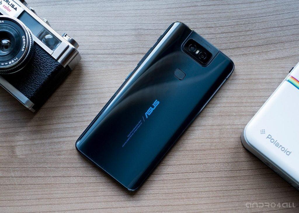 आसुस ' ZenFone 6 एंड्रॉयड 11 में अपग्रेड करने वाले पहले मोबाइल्स में से एक है ।