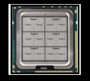 single core processor vs dual core processor