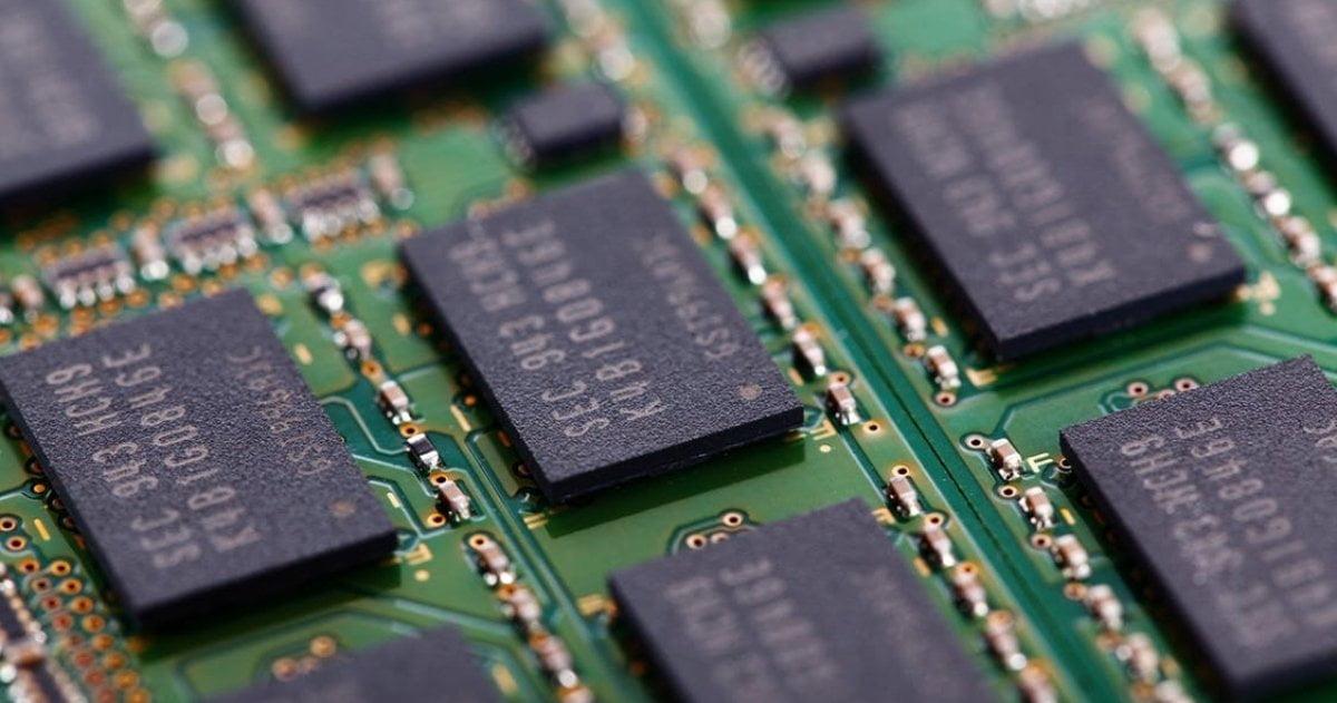 Memoria RAM smartphone