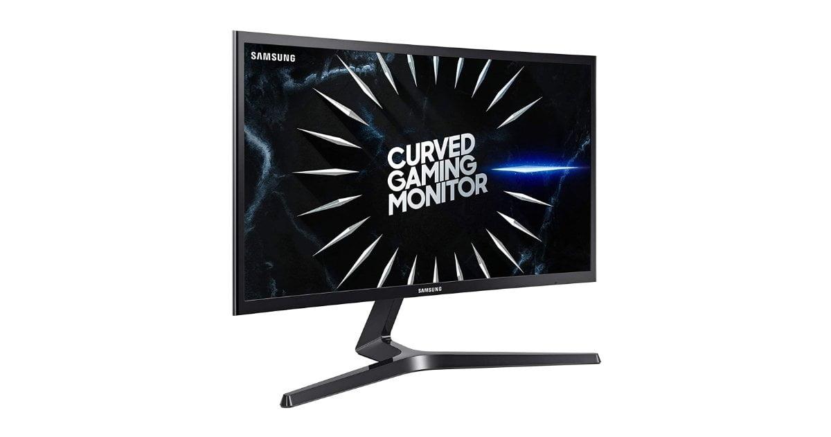 Monitor Samsung C24RG52FQR
