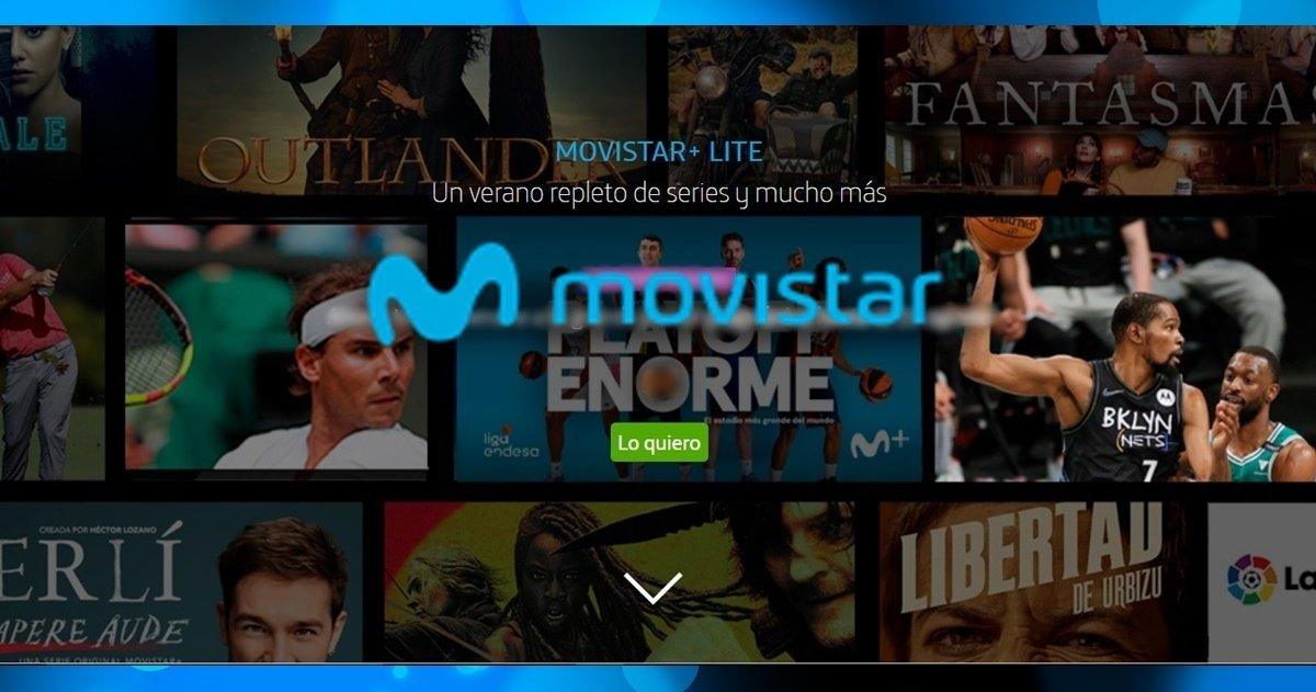Movistar + Lite को मुफ़्त में और बिना क्लाइंट के कैसे आज़माएँ?