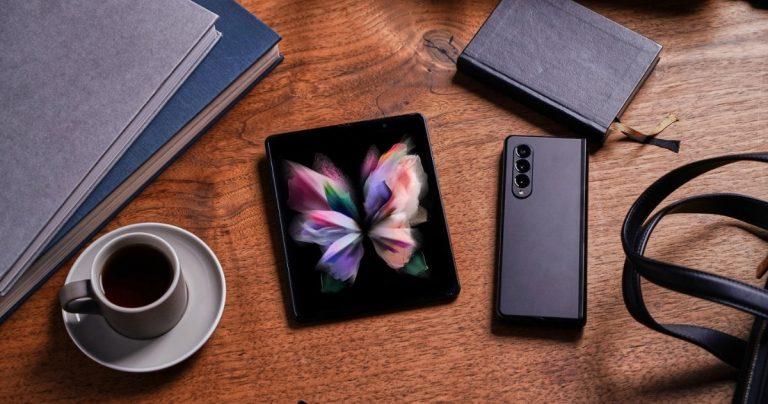 आप इस लिमिटेड एडिशन Samsung Galaxy Z Fold 3 को नहीं खरीद पाएंगे